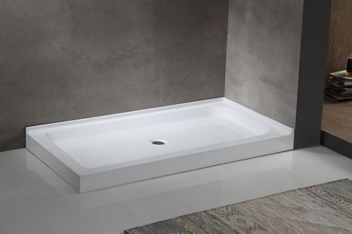 Port Double THreshold Shower base SB-AZ022L from Anzzi
