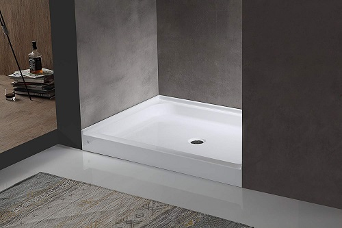 Reach Single Threshold Shower Base SB-AZ02XX from Anzzi