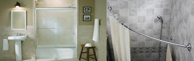 Shower Doors Vs Curtains Which Is Right For You