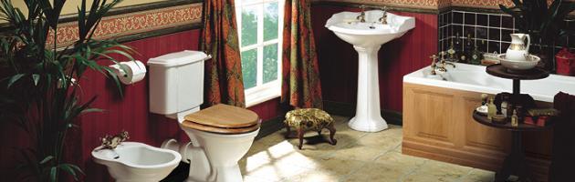 Victorian bathroom design authentic period design for - Authentic concepts kitchen bath design ...