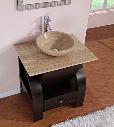 "All Module 30"" Bathroom Vanity Hyp-0908n-30 from Silkroad Exclusive"