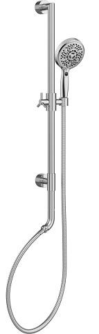 Aquabar Showerspa Chrome Shower System 7003-CH from Pulse