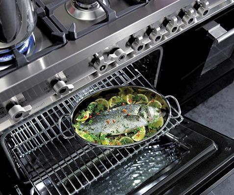 Pro-Style Double Oven From Bertazzoni