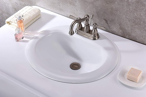 Cadenza Ceramic Drop In Sink LS-AZ097 from Anzzi