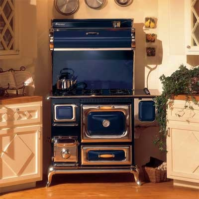 "Classic 48"" Gas Range from Heartland"