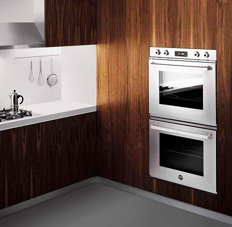 Double Convection Wall Oven From Bertazzoni