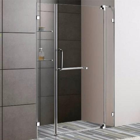 Frameless Shower Door VG6042BNCL48 from Vigo Industries