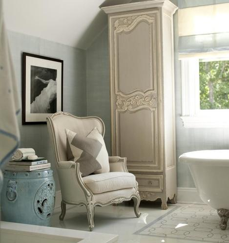 Elements of a french country bathroom design for French country design elements
