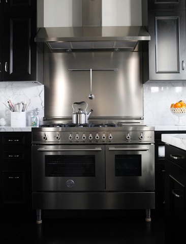 "Master Series 48"" Double Oven From Bertazzoni"