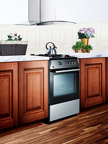 "Pro24G 24"" Gas Range from Summit"
