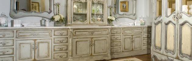 Extra Long Desk Table, French Country Bathroom Shopping Guide Home Design Ideas