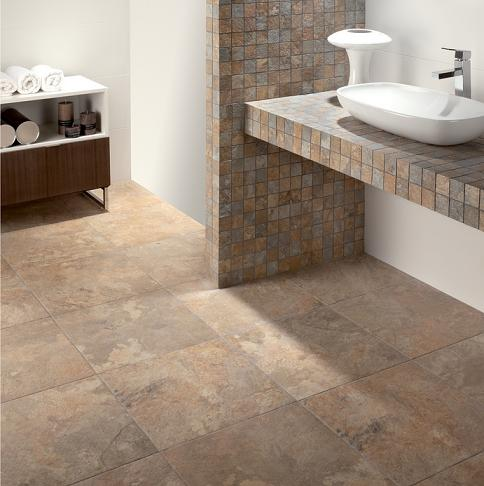 Dolmen Glazed Porcelain Tile From Tesoro