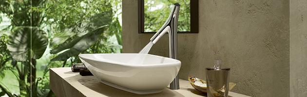 Choosing A Vessel Sink Faucet Styles And Features To