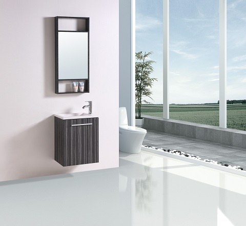 """19.5"""" Bathroom Vanity With Mirror WT21302A from Legion Furniture"""