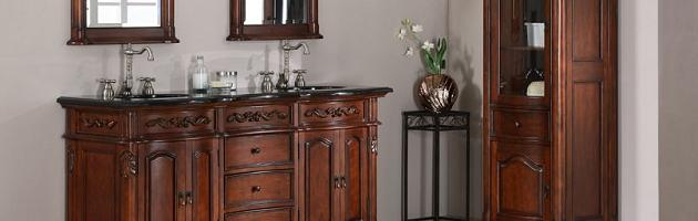 Antique Bathroom Vanity Sets Old