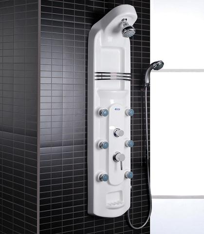 A115 Hydrotherapy Shower Panel From Ariel