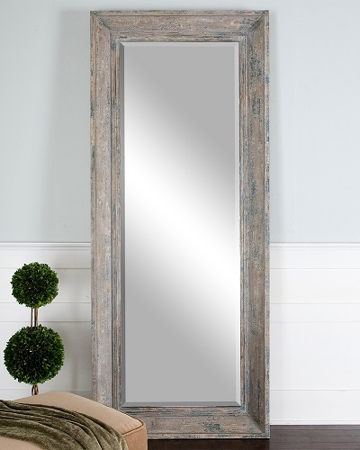 Missoula Distressed Leaner Mirror 13830 from Uttermost