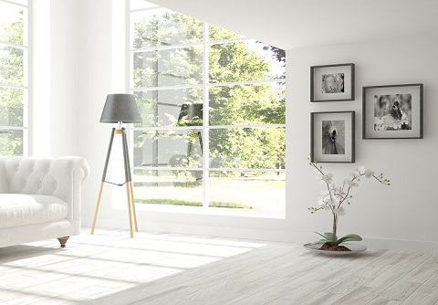 Frosted Hickory Luxury Vinyl Plank Flooring 3706FS from Ferma