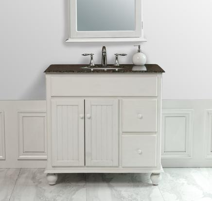 white cottage bathroom vanity beadboard bathroom vanities a cottage style for a larger 21519