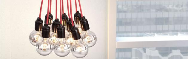 Cer Pendant Lights A Modern Twist On Exposed Bulb Lighting