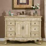 HYP-0152-48 Single Bathroom Vanity From Silkroad Exclusive