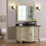 V-WINDSOR-48WT - WINDSOR 48 Bathroom Vanity - Antique Bisque - Xylem
