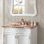 White Bathroom Vanity From Legion Furniture