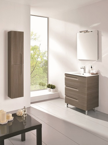 Any kind of storage you can add to your bathroom will raise your home's value, from simple wall mounted cabinets to fancy recessed shelves