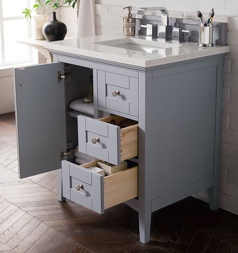 Bathroom Vanity Pulling Away From Wall: Must-Have Little Luxury Features For Your Next Bathroom Vanity