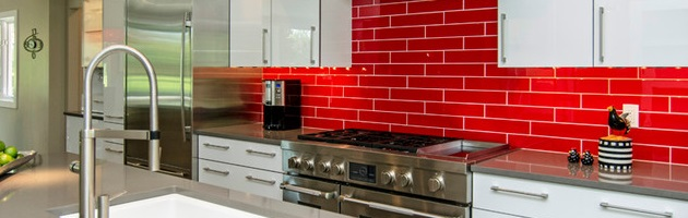 Picking A Kitchen Backsplash: Choosing A Colorful Mosaic Tile Backsplash For Your Kitchen