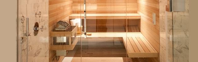 sauna vs steam room benefits