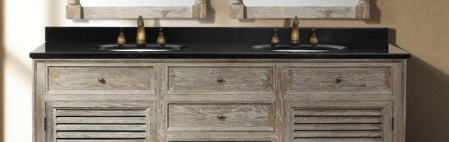 Restoration Bathroom Vanities A New, Transitional Bathroom Vanities