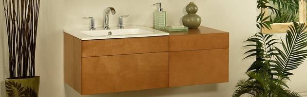 Small Bathroom Solutions From Sagehill Vanities