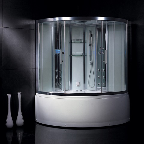 Platinum DA324HF3 Steam Shower from Ariel