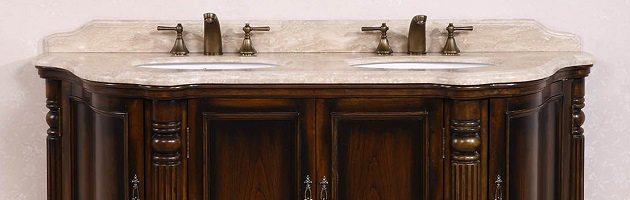 Solid Wood Bathroom Vanities From Legion Furniture – NEW Collections