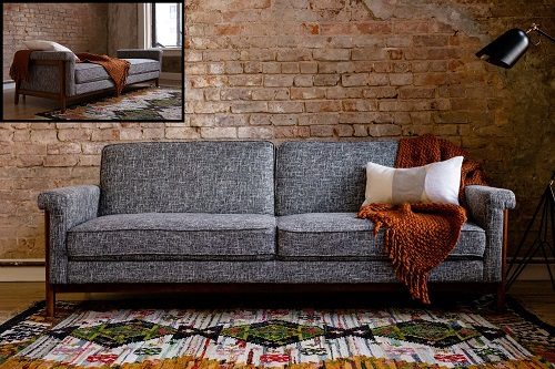 Ashbury Sleeper Sofa EF-Z1-SL001 from Edloe Finch