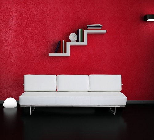 Flat LC5 Sofa Bed in White FMI3000-White from Fine Mod Imports