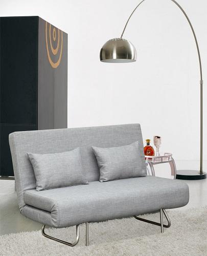 Sabatino Loveseat Sofa Bed FMI1013-Gray from Fine Mod Imports