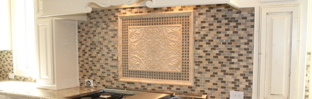 Decorative Wall Plaques To Dress Up Your Kitchen Backsplash