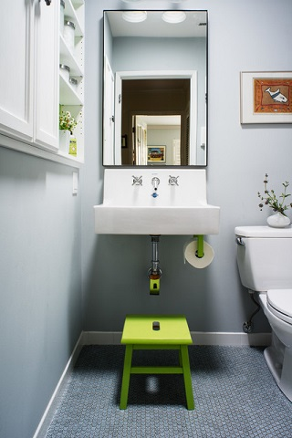 Wall Mounted Sinks A Surprising Alternative To The