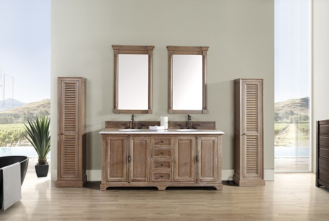 "Providence 72"" Bathroom Vanity Collection 238-105-5711 from James Martin Furniture"