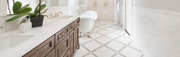 a quick guide to making long narrow bathrooms work for you - Narrow Bathroom