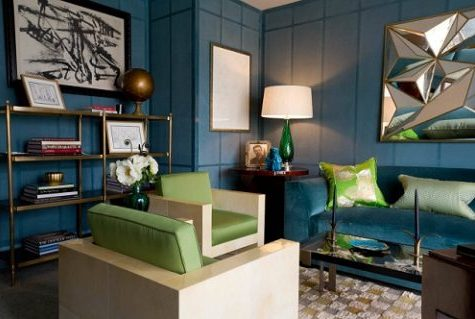 Introducing greenery: a fresh color for a new year (By Rikki Snyder)