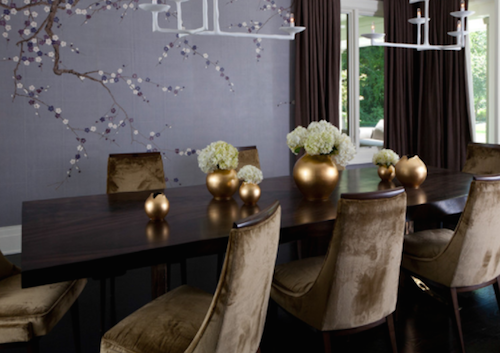 Keep in mind the ways different light will effect your decor. (By Kathryn McDonald Photography and Web Marketing)