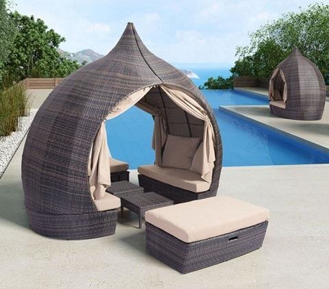 Majorca Day Bed 703603 from Zuo Modern