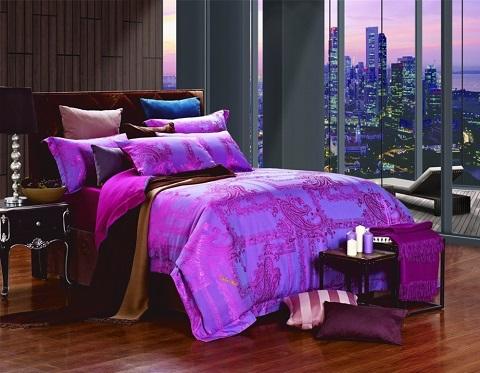 Cliodna Luxury Linen Bedding, DM471K by Dolce Mela