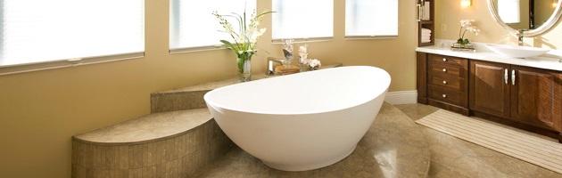 Six Stylish Ways To Showcase Your New Luxury Bathtub