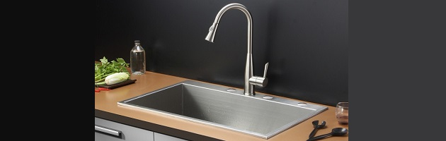Stainless Steel Kitchen Sinks: More Than Just A Utilitarian Option