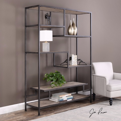 Sherwin Etagere 24682 from Uttermost