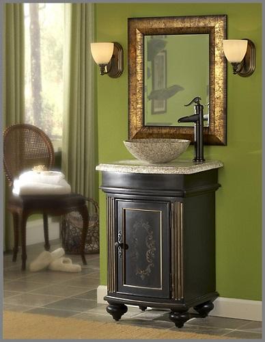 "Arlington 24"" Square Bathroom Vanity 5300-2450-1025 from Kaco International"